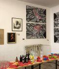 Einblick in große und kleine Werke unterschiedlicher Künstler